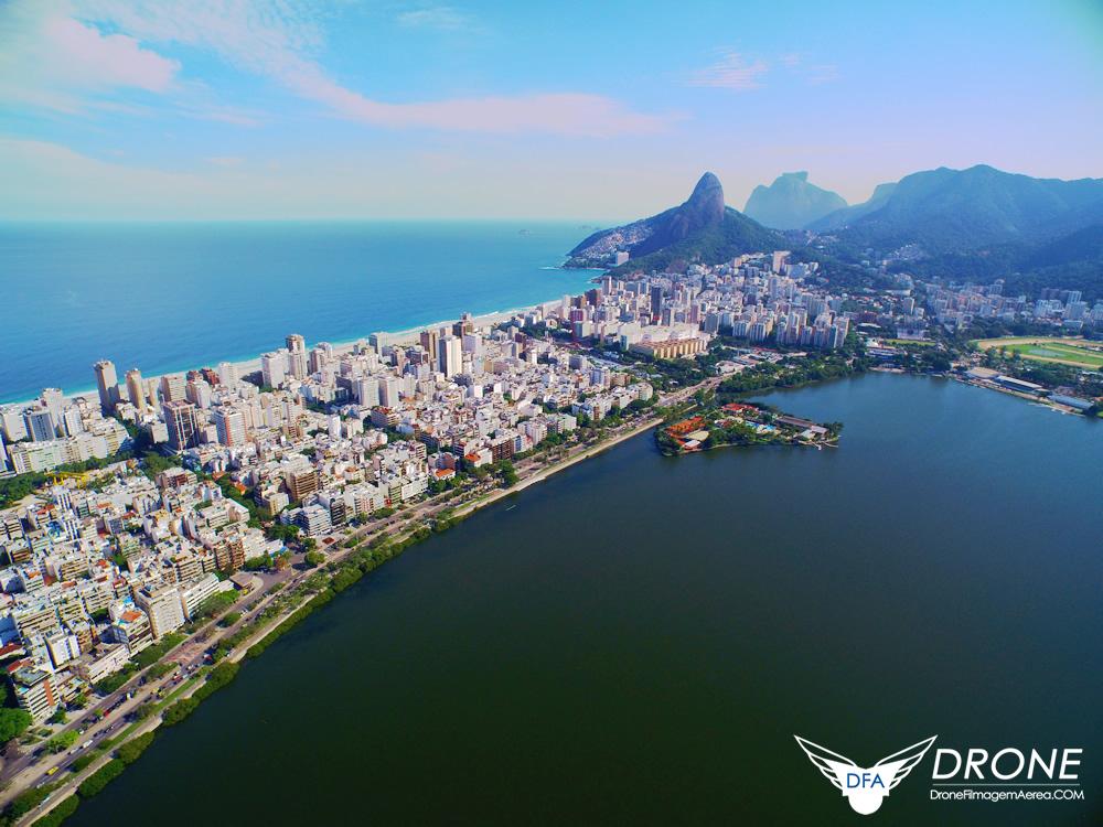 fotografias aéreas com drone ipanema